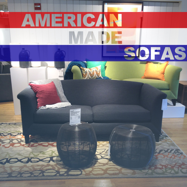 20+ Sofa Brands That Are Still Made in America | This American House
