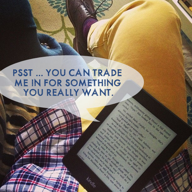 amazon trade-in kindle paperwhite
