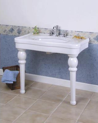 Pegasus Versailles 36 in. Console Sink from Home Depot
