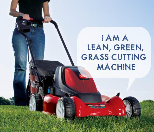 Toro Cordless Electric Lawn Mower