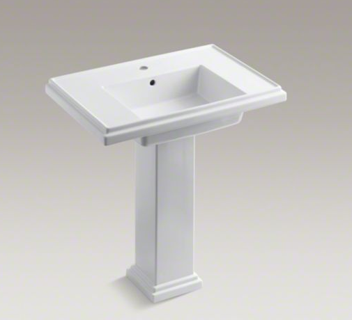 "Tresham 30"" Pedestal Sink from Kohler"