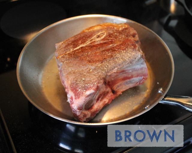 Slow Cooker Pot Roast Recipe on Mr. and Mr. Blandings