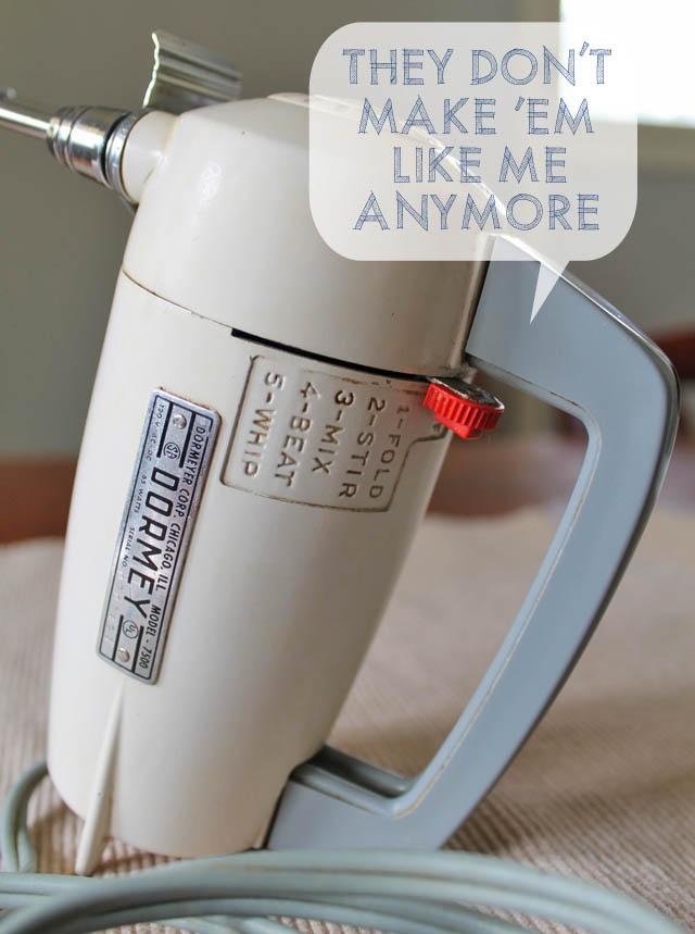 Dormey Hand Mixer